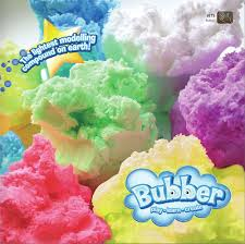 Bubber™ – geniální modelovací hmota (pěna)