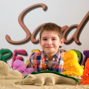 3D formičky na písek